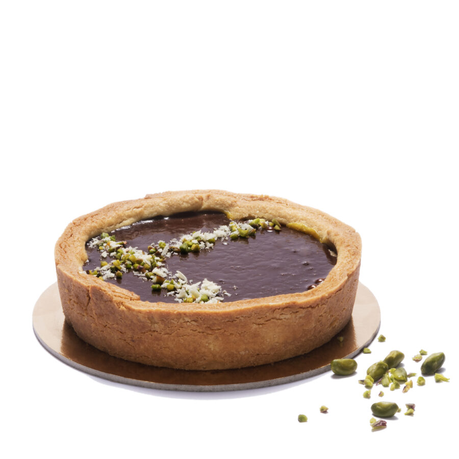 Pere e cioccolato